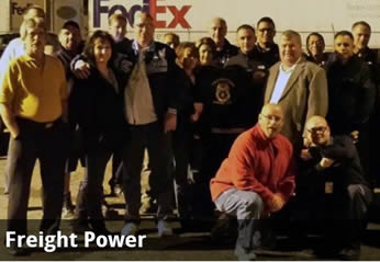 IBT Fedex Organizing Site - Contact Henry Buchanan at 510-386-6744